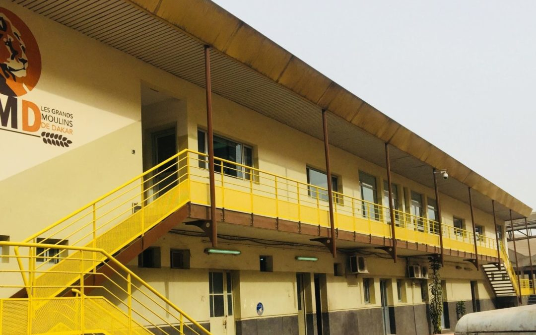 Les Grands Moulins de Dakar (GMD)