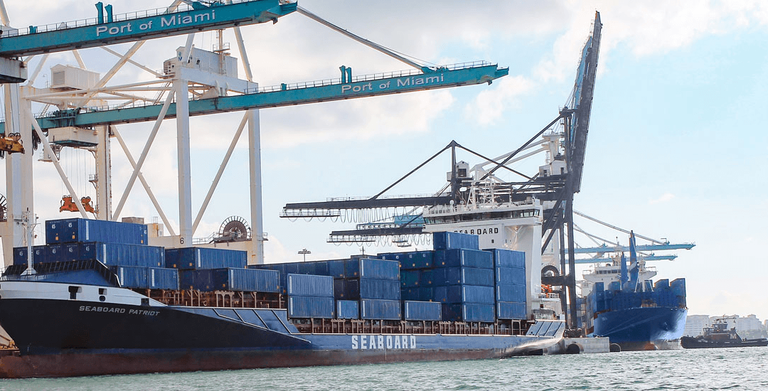 Through COVID-19 Pandemic, Seaboard Marine Carries Your Critical Commodities